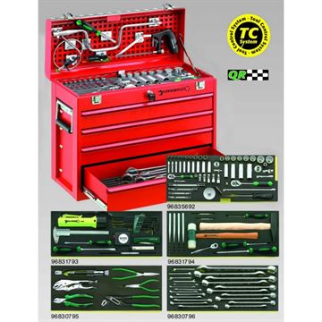 Heavy Duty Line Maintenance Tool Kit
