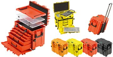 AOG-Kit Flyaway kit in Tool Trolley
