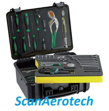 Electrical and Avionics Light Weight Tool Kit